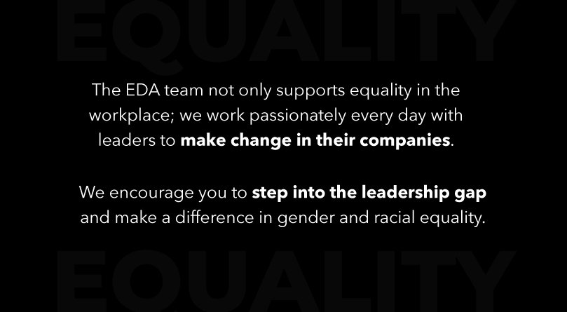 EDA Stands for Equality