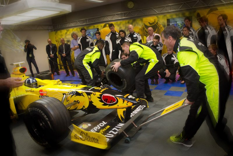 What Can Businesses Learn from Formula One Motor Racing Teams
