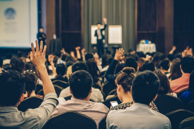 The Art of Audience Engagement